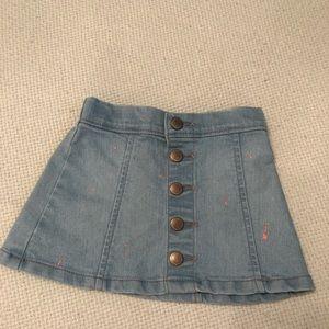 Old Navy Toddler girls skirt